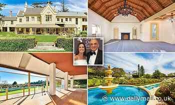 The very rich businessman behind the sale of renowned 'Downtown Abbey of Australia'