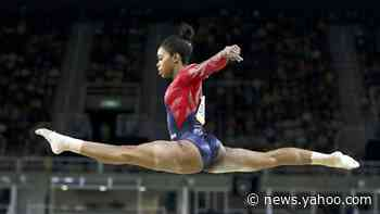 Gabby Douglas talks hair damage from gymnastics - Yahoo News