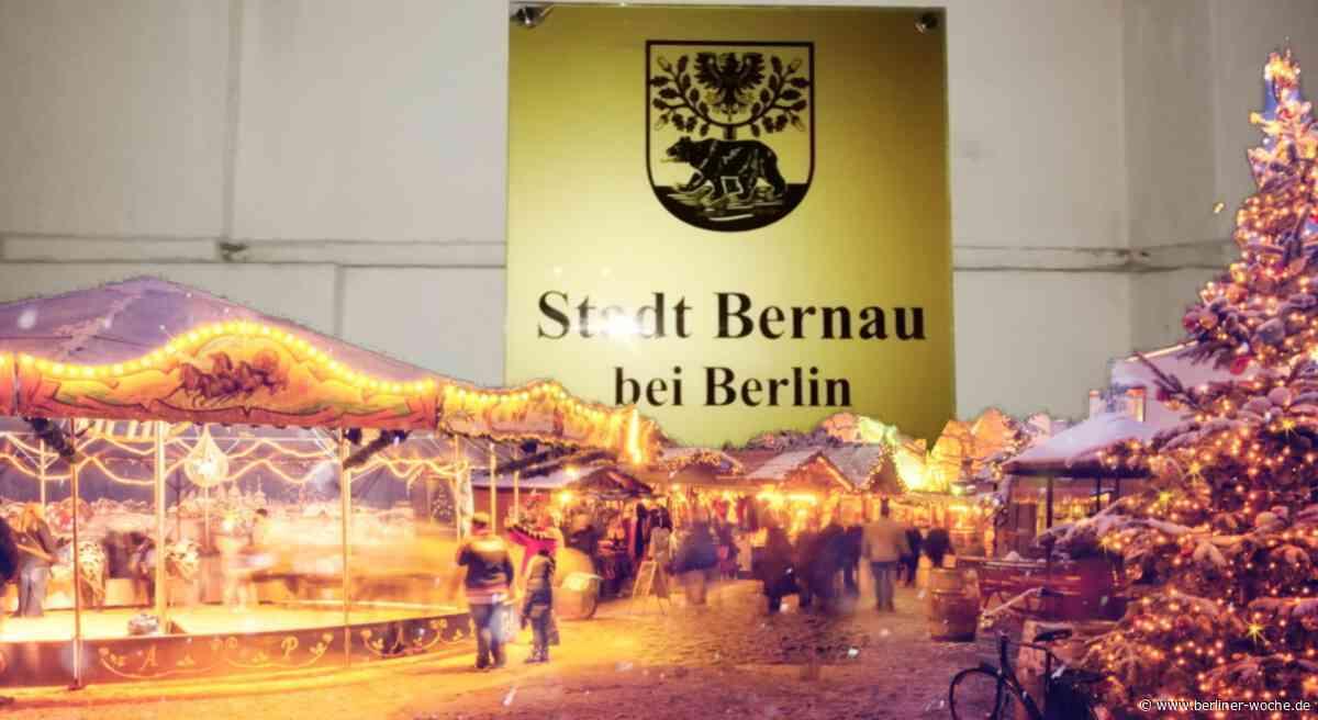 Trotz Corona: Bernau bei Berlin bestätigt Weihnachtsmarkt 2020 - Umland Nord - Berliner Woche