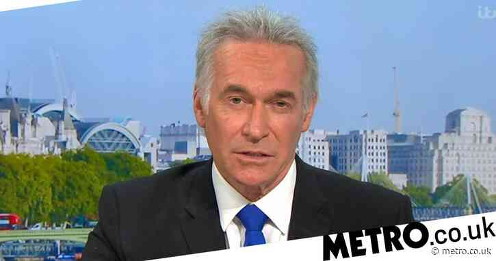 Dr Hilary Jones warns coronavirus hasn't got any weaker as Piers Morgan demands to know how long pandemic will last