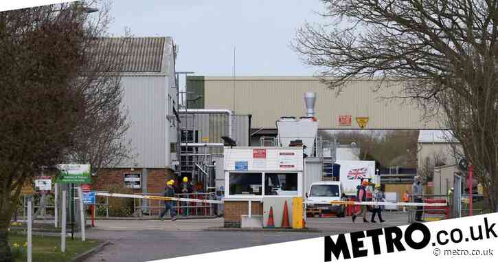 Coronavirus outbreak at Bernard Matthews turkey factory as workers test positive