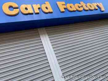 Card Factory posts first-half loss, says not possible to give outlook