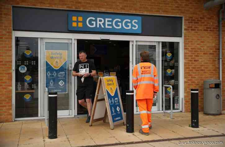 Greggs to cut jobs as outlook uncertain