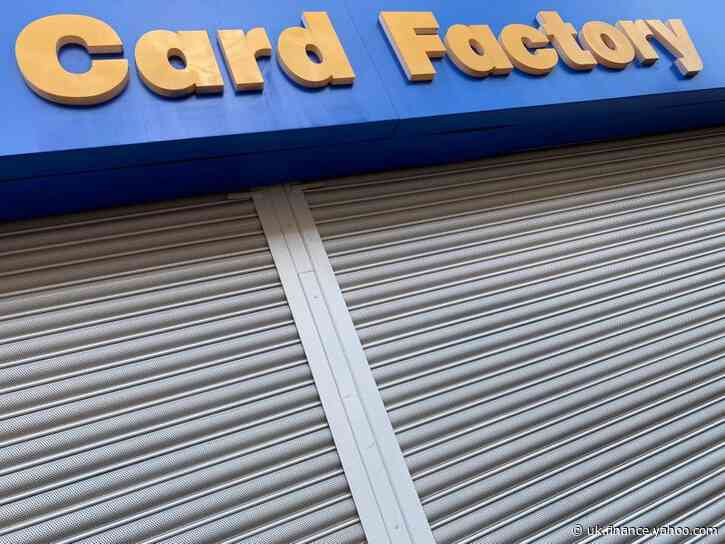 Card Factory says second-half sales recovering, gives no outlook