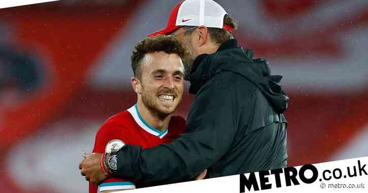 Diogo Jota reveals Jurgen Klopp advice before scoring his first Liverpool goal against Arsenal