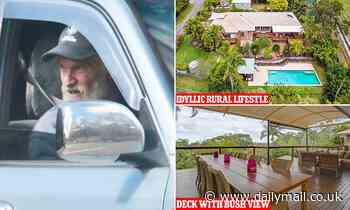 Simon Reeve puts his huge two-acre Gold Coast home up for sale