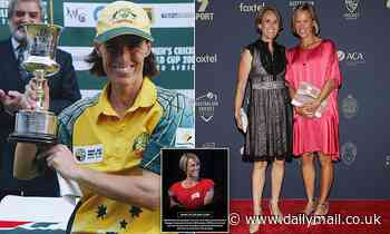 Legendary women's cricketer Belinda Clark QUITS Cricket Australia after two decades