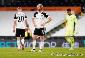 Scott Parker burdened by Tony Khan as Fulham scramble to avoid embarrassment