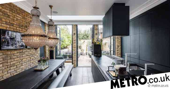 East London home, with the personality of Brazilian interior designer owner, on sale for £4million