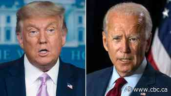 Tonight Trump debates the man he's spent months taunting as 'Sleepy Joe'