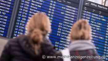 """Flughafen München: """"Wie das gehen soll?"""" - Passagier verwundert über Schild - Airport reagiert"""