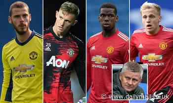 Manchester United have issues to solve but what are their short-term solutions?