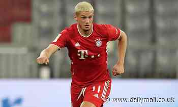 Leeds set to sign Bayern Munich midfielder Michael Cuisance in £18m deal