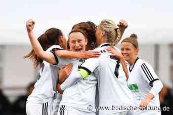 SV Gottenheim hat die Pokalsensation knapp verpasst - Frauenfussball - Badische Zeitung
