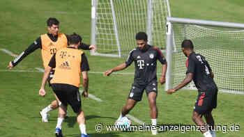 FC Bayern München: Trainings-Zoff nach Hoffenheim-Pleite! Jungspund legt sich mit Mega-Star an