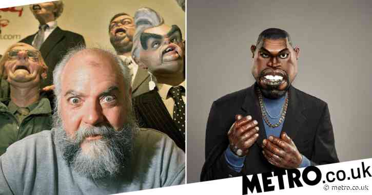 Spitting Image fires back at racism complaints and insists 'big noses and ears is personal'