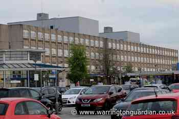 First coronavirus death at Warrington Hospital in a week