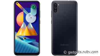 Samsung Galaxy M11, Galaxy M01 Price in India Cut by Up to Rs. 1,000