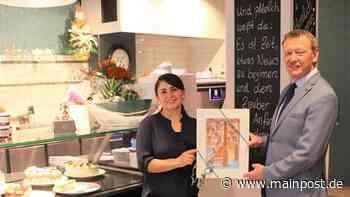 Café Krüger nun im Wohnzimmer der Stadt Ochsenfurt - Main-Post