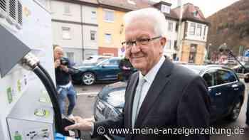"Winfried Kretschmann kündigt Ende des Verbrenners an: ""2035 werden wir damit durch sein"""