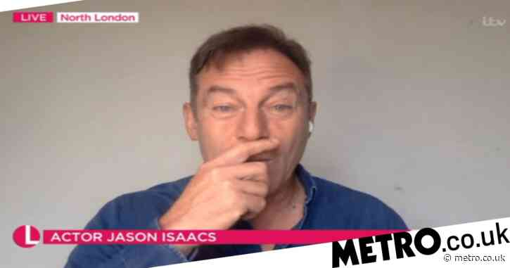 Harry Potter star Jason Isaacs thinks people refusing to wear face masks should 'be in prison'