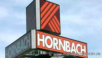 Hornbach: Baumarktkette wird optimistischer