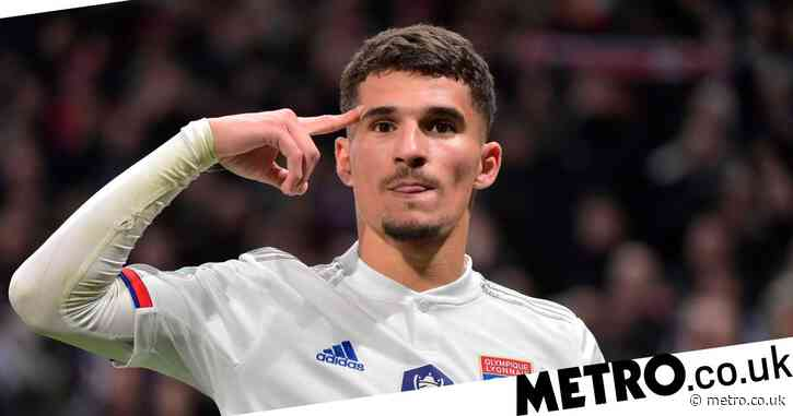 Houssem Aouar prefers join Manchester City or Juventus instead of Arsenal