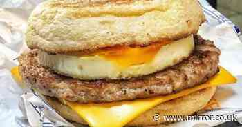McDonald's worker shares kitchen 'secrets' including how they cook eggs