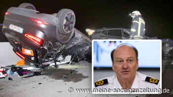 Heftiger Unfall mit vier Autos auf A94: Münchner Polizeipräsident verletzt - Details zum Zustand