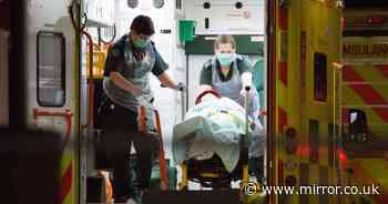 Six English regions where coronavirus deaths have risen as latest data released