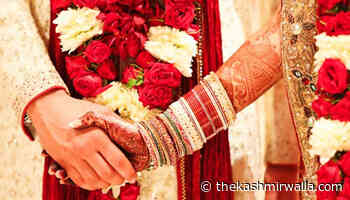 Police books bridegroom for bursting crackers during his marriage in Srinagar - The Kashmir Walla