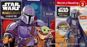 Young Readers books from The Mandalorian, coming 1st December 2020 - Fantha Tracks