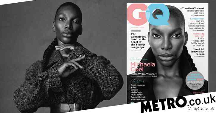 Michaela Coel is freezing her eggs in case she changes her mind about having kids in the future: 'I've never felt it'