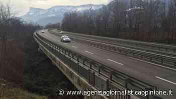 provincia autonoma bolzano * manutenzione: « Consegnati i lavori per il viadotto Valsura lungo la carreggiata sud della MeBo, nel Comune di Lana - agenzia giornalistica opinione