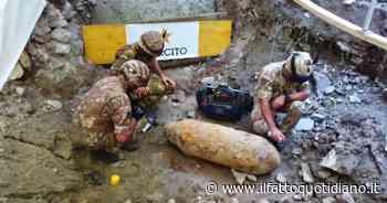 Bolzano, disinnescata bomba di 250 kg della Seconda Guerra Mondiale: le immagini - Il Fatto Quotidiano