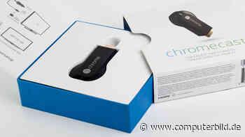 Google Chromecast: Verkaufsstart vor Launch