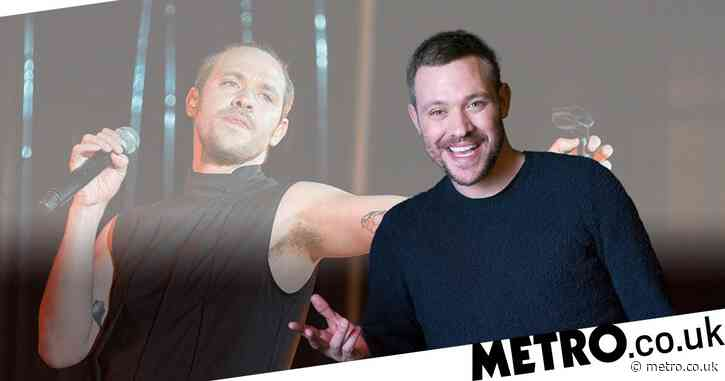 Will Young says drink-driving arrest at 18 was a 'relief' as it got him out of having straight sex
