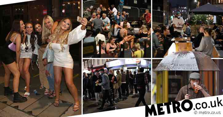 Alcohol 'shouldn't be sold in shops after 9pm' to control post-pub parties