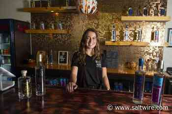 VIDEO: Student-run Hubbards distillery selling out while her Atlantic competitors shift production - SaltWire Network