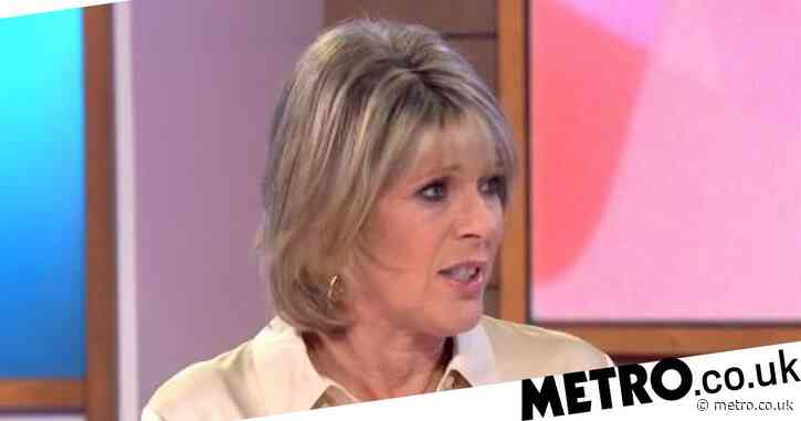 Ruth Langsford fears for son Jack as she drops him off at university amid lockdown