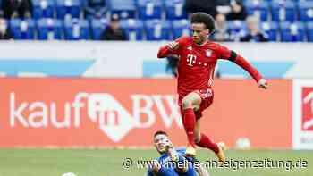 Schock beim FC Bayern: Sané-Verletzung! Es ist ausgerechnet das kaputte Knie
