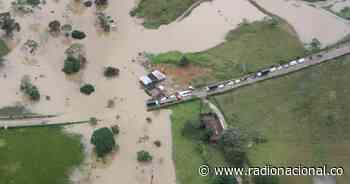 Puerto Guzmán en riesgo por las crecientes del río Caquetá - http://www.radionacional.co/