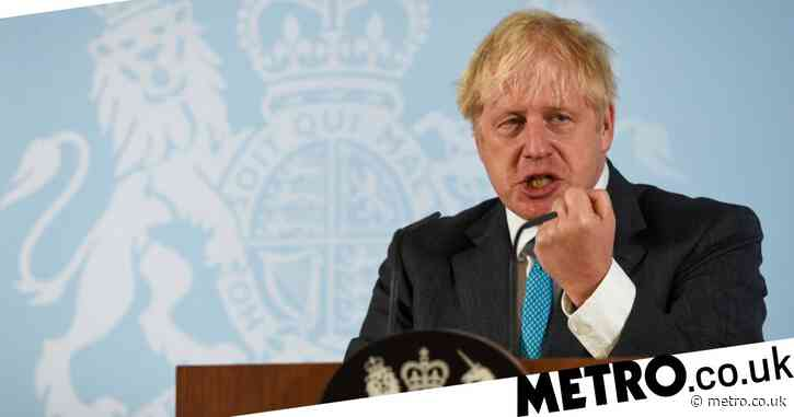 Boris Johnson has trouble explaining his own coronavirus rules