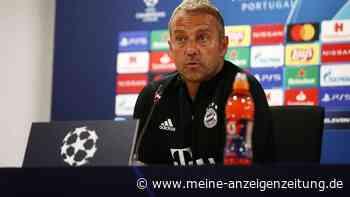 Hansi Flick: Bayern-Trainer bei Supercup-PK plötzlich emotional - Gedanken bei totem Weggefährten