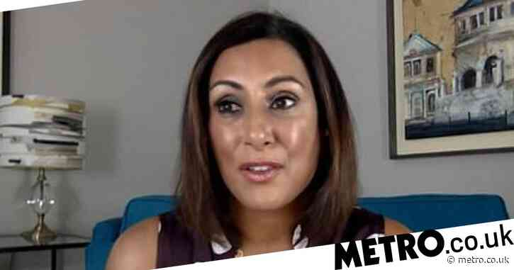 Saira Khan's family 'frightened' for her as she continues to speak out as an Asian woman