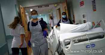 Coronavirus hospital deaths increase by 47 as infection rates soar
