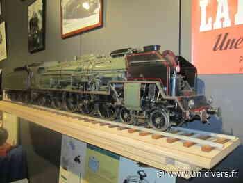 Visite du musée Rosny-Rail Musée Rosny-Rail samedi 14 novembre 2020 - Unidivers