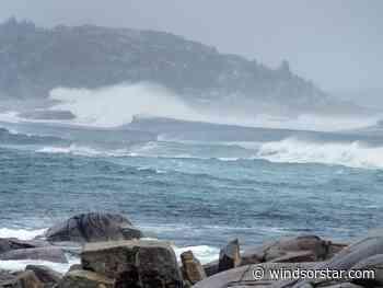 Hurricane Teddy expected to push dangerous storm surge toward Nova Scotia - Windsor Star