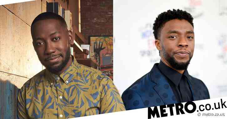 New Girl's Lamorne Morris reveals 'mentor' Chadwick Boseman helped him with audition for Winston role