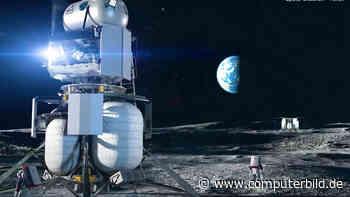 Strom auf dem Mond: NASA sucht nach Energielösung